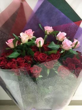 バラの花束のご注文♪